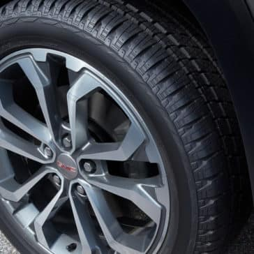 2019 GMC Terrain wheels