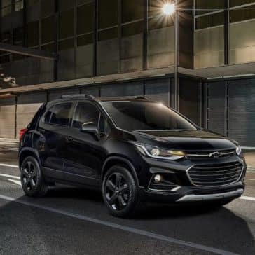 Special Black Edition 2019 Chevrolet Trax