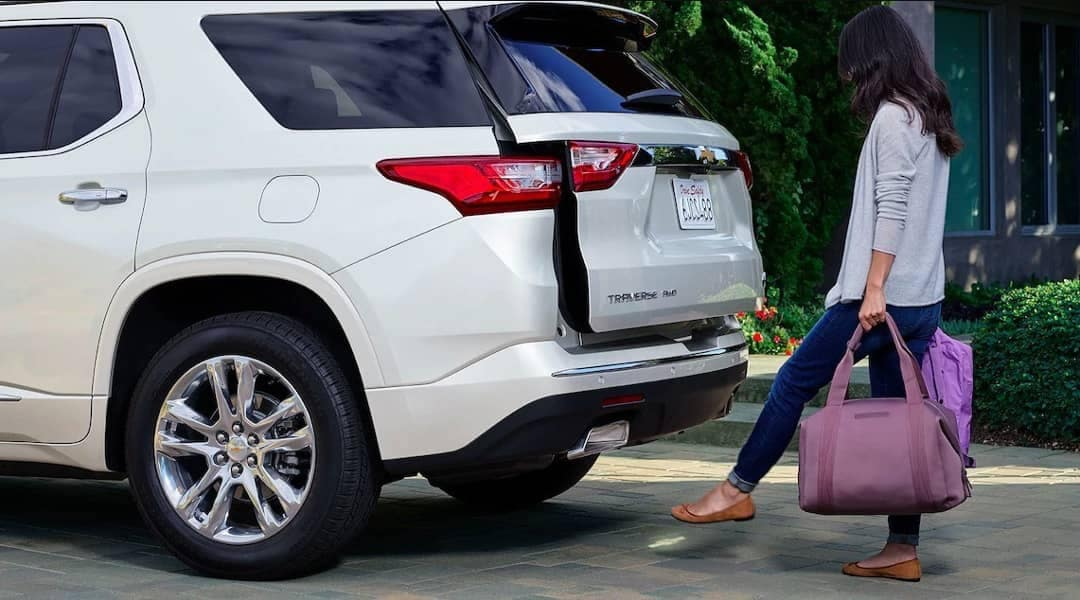 power liftgate 2019 Chevrolet Traverse
