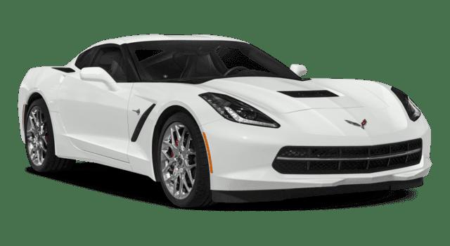 2019 Chevrolet Corvette Stingray 1LT in White