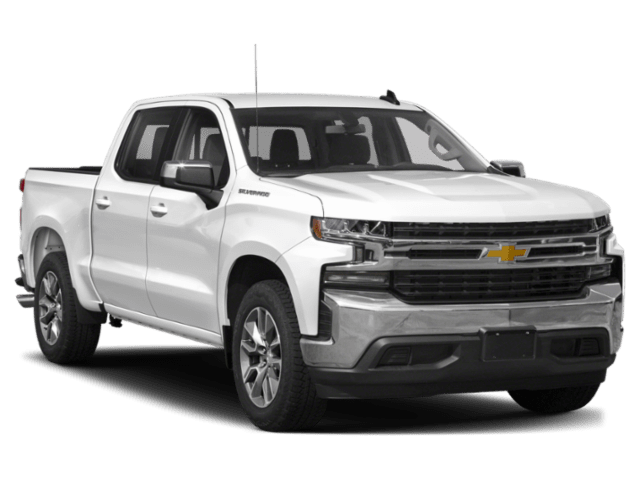 2019 Chevrolet Silverado 1500 2WD Crew Cab Work Truck white