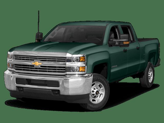 2019 Chevrolet Silverado 2500HD 2WD Crew Cab
