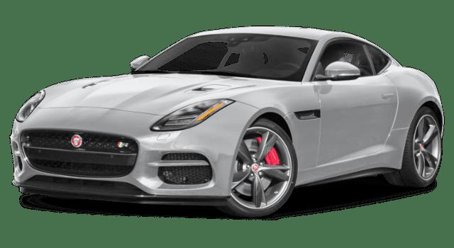 2019 Jaguar F-TYPE Coupe Auto P300