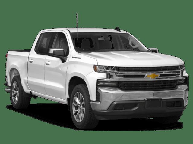 2019 Chevrolet Silverado 1500 2WD Crew Cab Work Truck