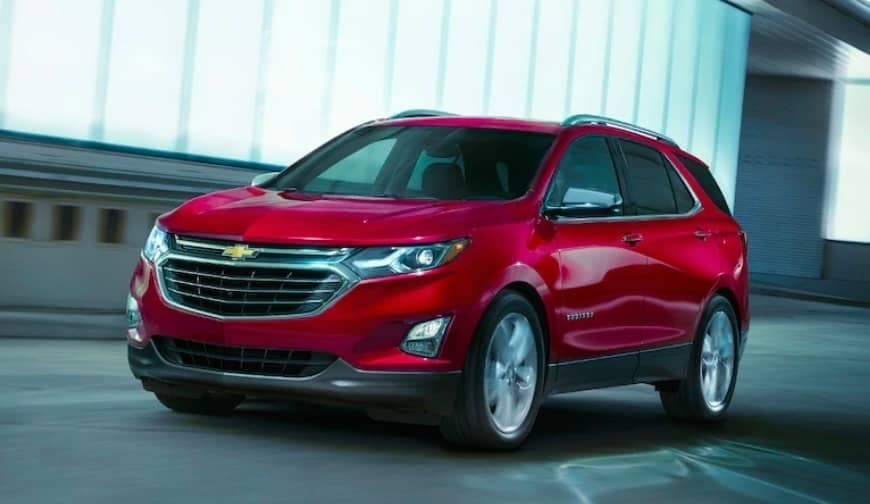 2019 Chevrolet Equinox Color Options | Serra Chevrolet ...