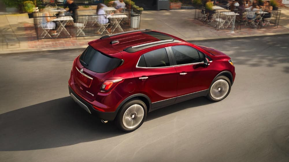 2019 Buick Encore Driving