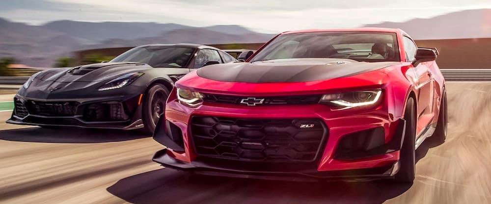Best Chevrolet Performance Cars | Chevy Corvette & Camaro for Sale