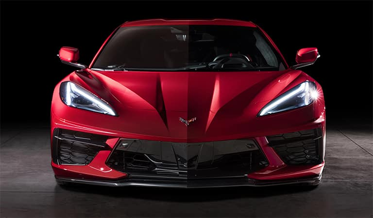 New 2020 Corvette Nashville Tennessee