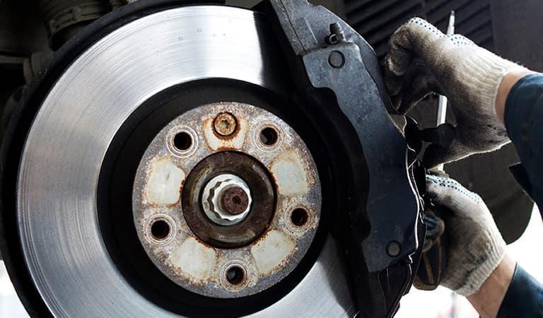 Hearing Brake Noise?