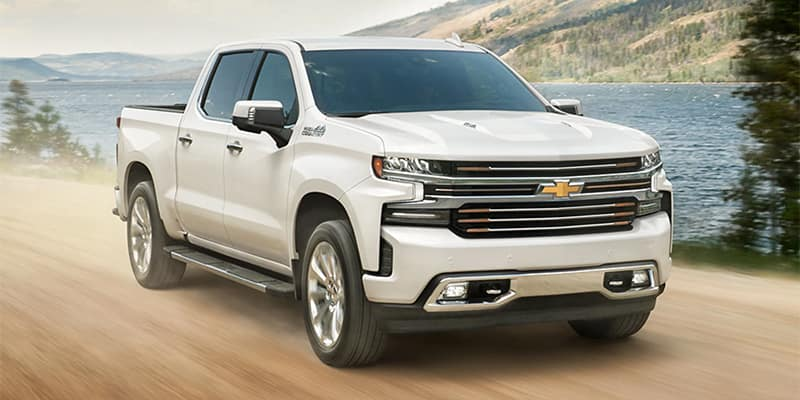 New Chevrolet Models