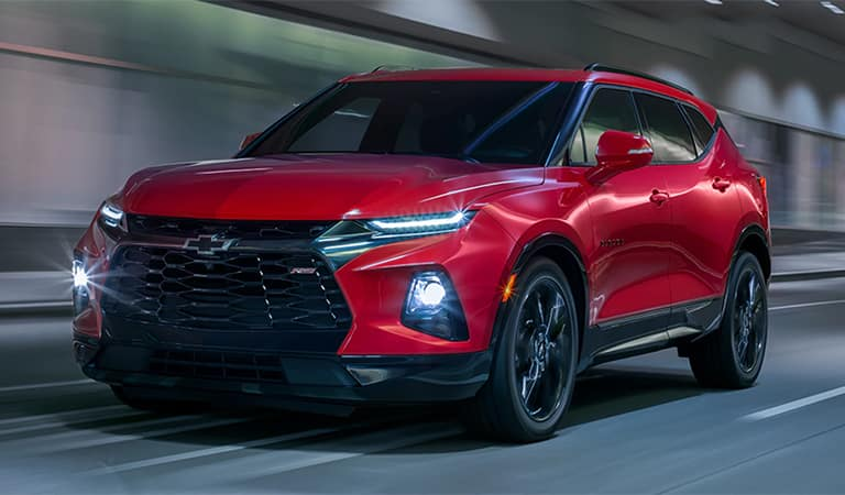 New Chevrolet Blazer