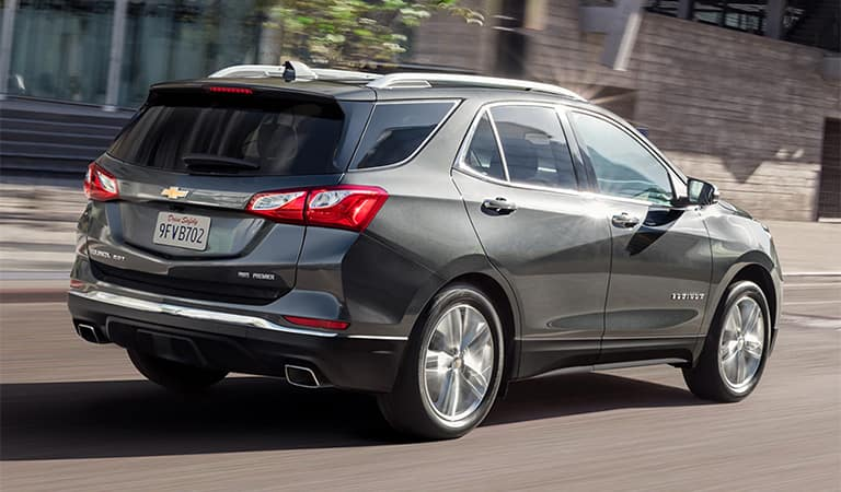 New Chevrolet Equinox