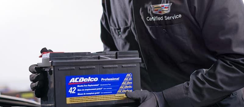 Having Battery Trouble?