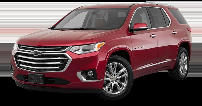New 2020 Traverse Serra Chevrolet Buick GMC Nashville