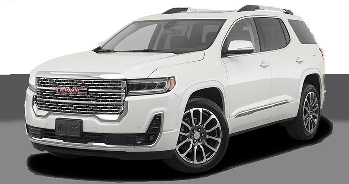 New 2021 Acadia Serra Chevrolet Buick GMC Nashville