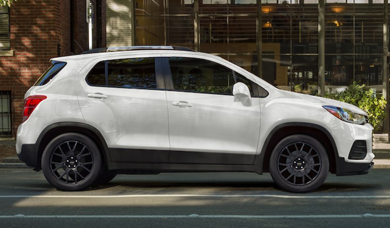 New Chevy Trax Nashville Tenessee