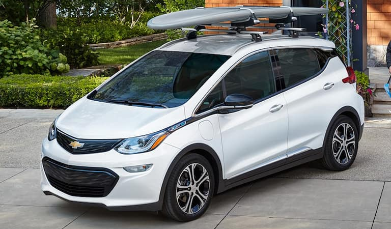 New Chevrolet Bolt EV