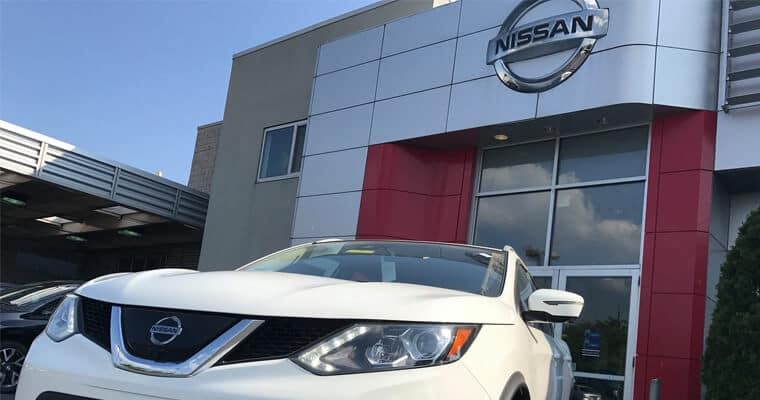 Sheridan Nissan Nissan Dealership New Castle Delaware
