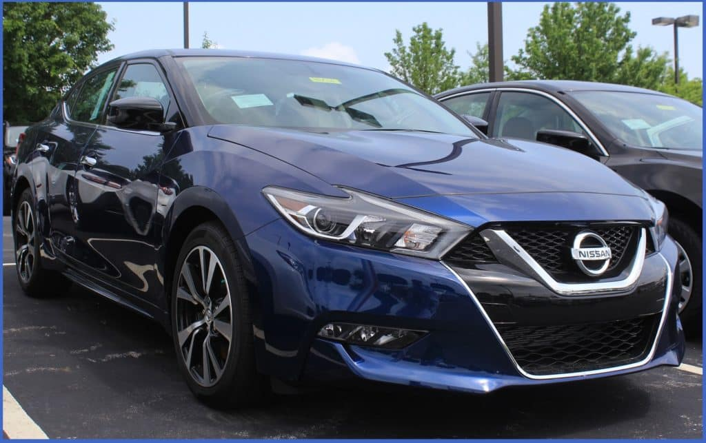 Nissan Maxima Select | Sheridan Nissan in New Castle, DE