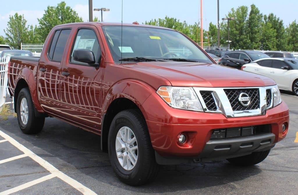 Sheridan Showdown 2018 Nissan Frontier Vs Chevrolet Colorado