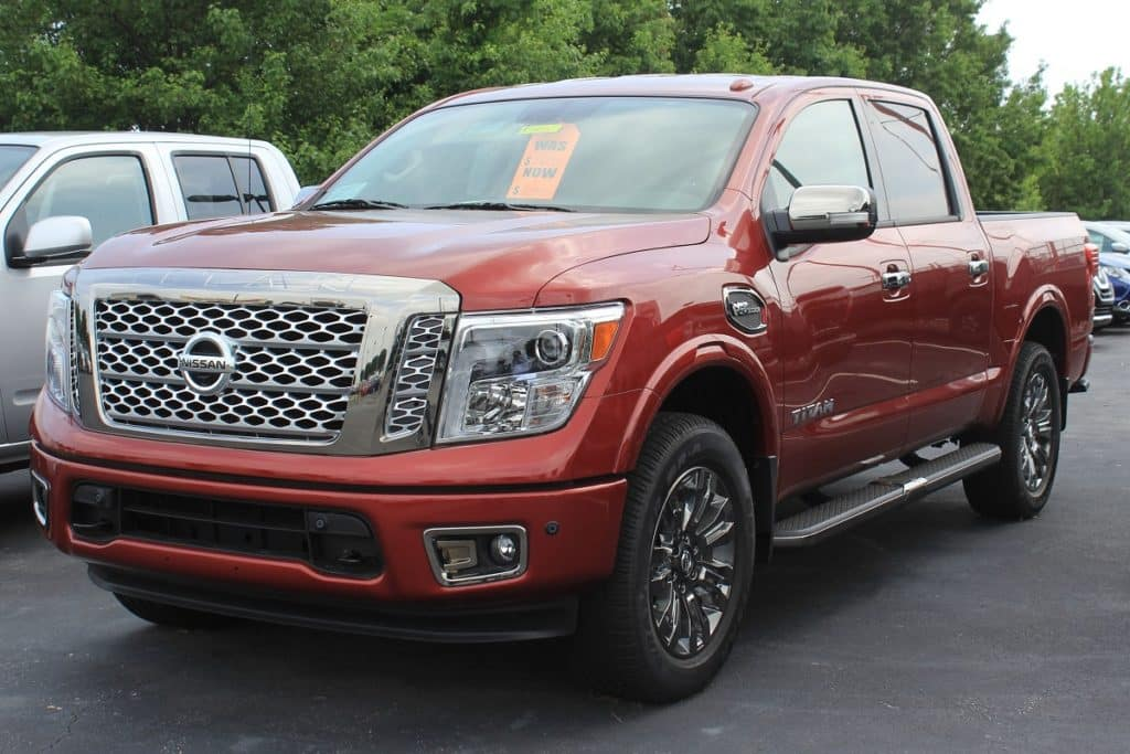2018 Nissan Titan Image Sheridan Nissan located in New Castle, DE