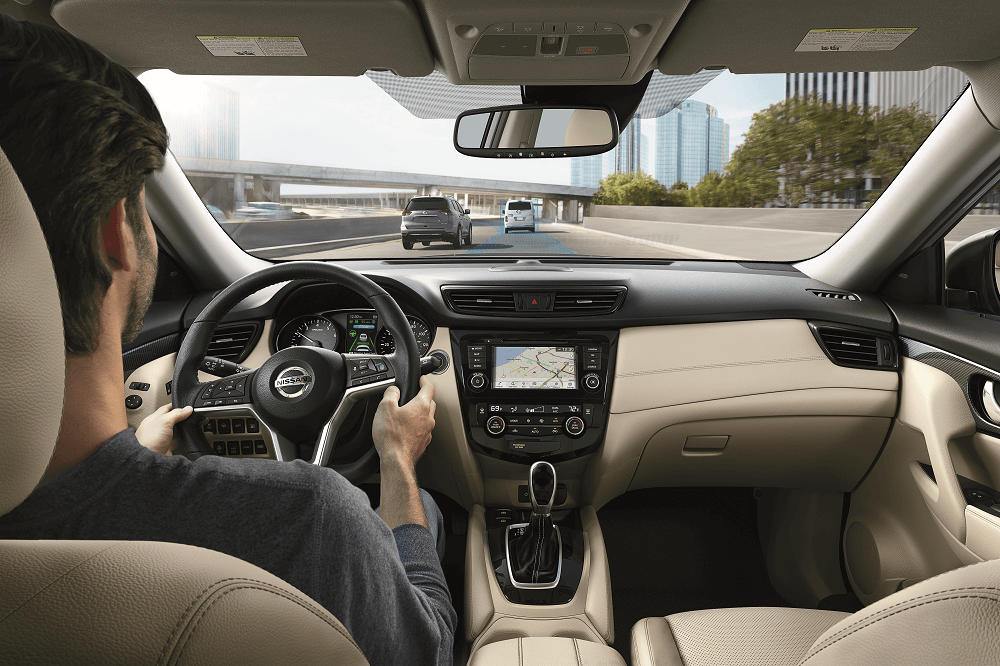 2020 Nissan Rogue Safety Features