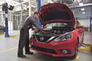 Nissan Service Center Brookside DE