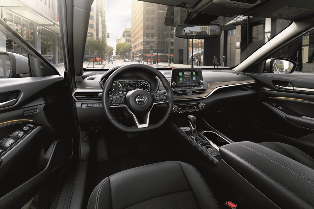 2020 Nissan Altima Technology Features