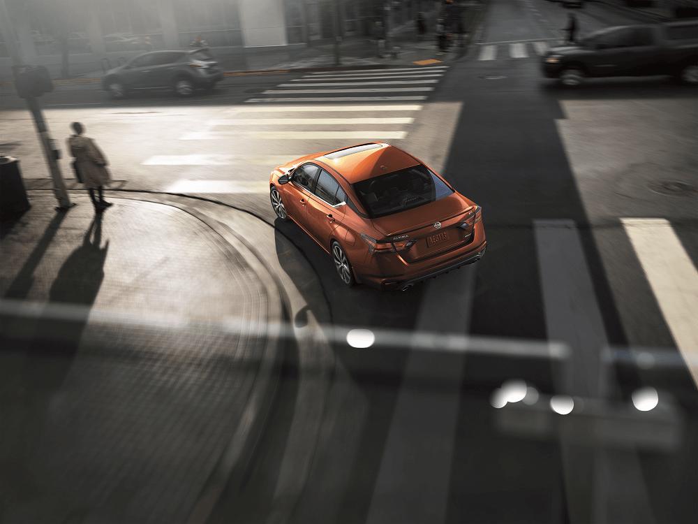 2020 Nissan Altima Specs