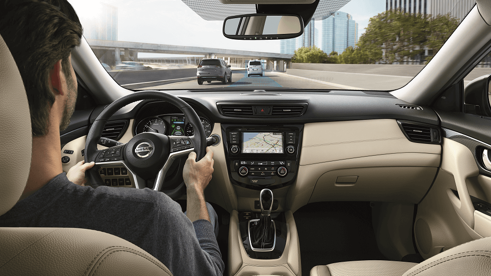 2020 Nissan Rogue Safety