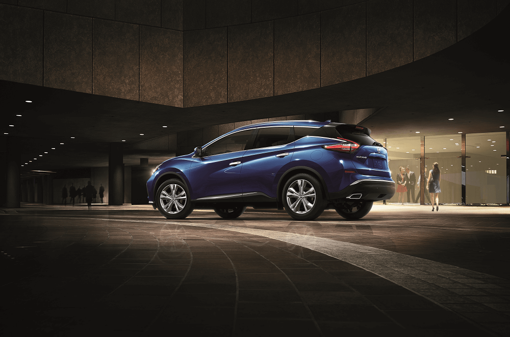 Nissan Murano at Nissan Dealer Pennsville NJ