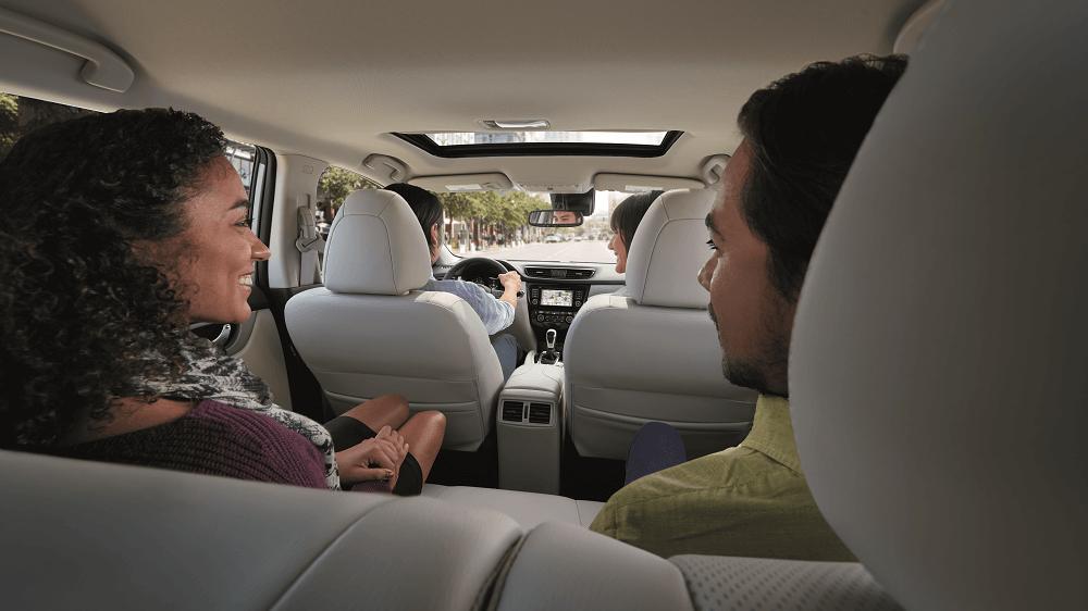 2020 Nissan Rogue Sport Interior Dimensions
