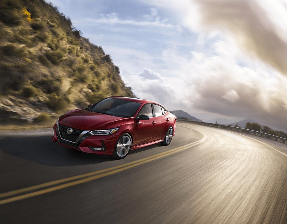 Nissan Sentra vs Versa Performance Specs