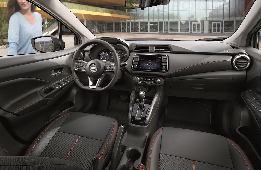 Nissan Comparisons