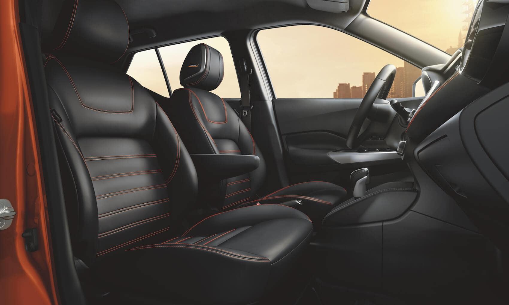 2020 Nissan Kicks interior New Castle, DE