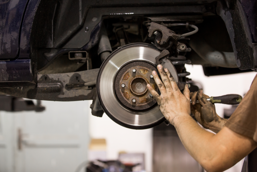 Brake Maintenance Auto Repair near Me