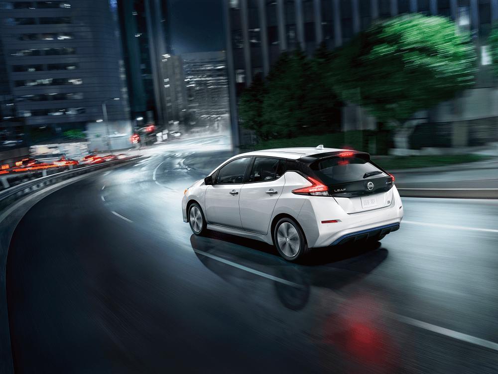 2020 Nissan LEAF Safety