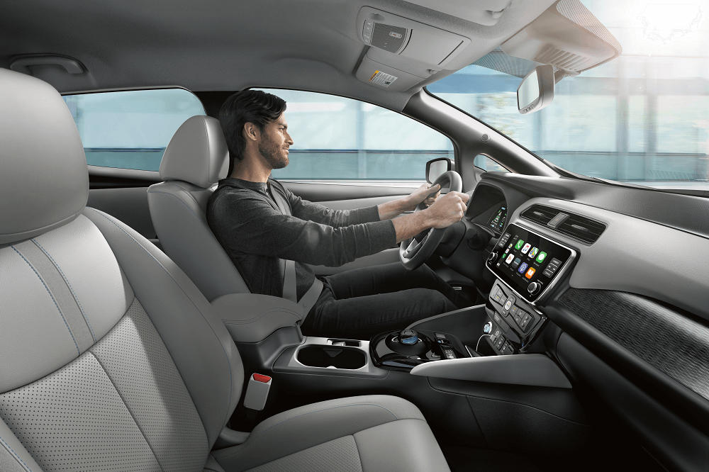 Nissan LEAF Reviews Safety
