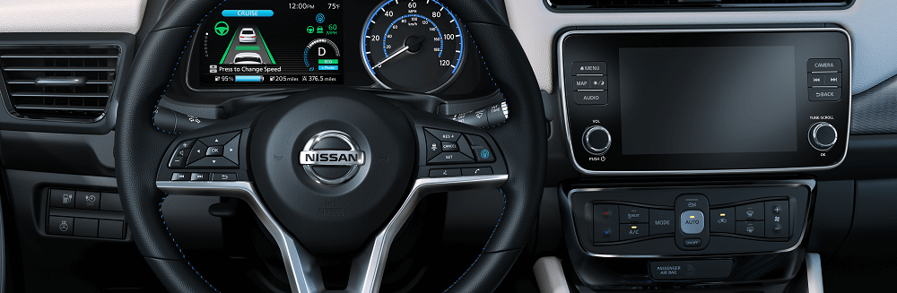 Nissan LEAF Reviews Technology
