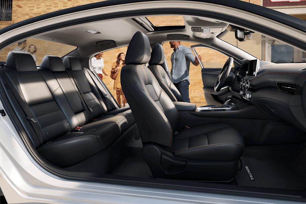 Nissan Altima vs Sentra Interior