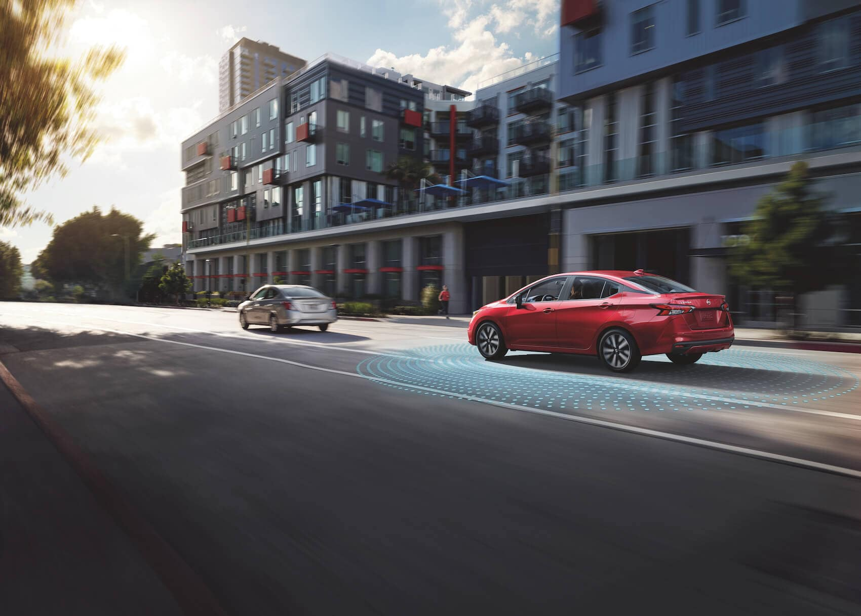 2020 Nissan Versa driver assistance New Castle, DE