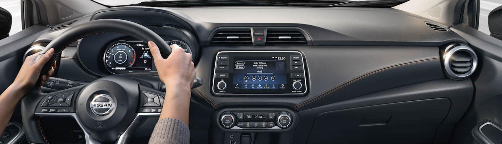 2020 Nissan Versa technology New Castle, DE