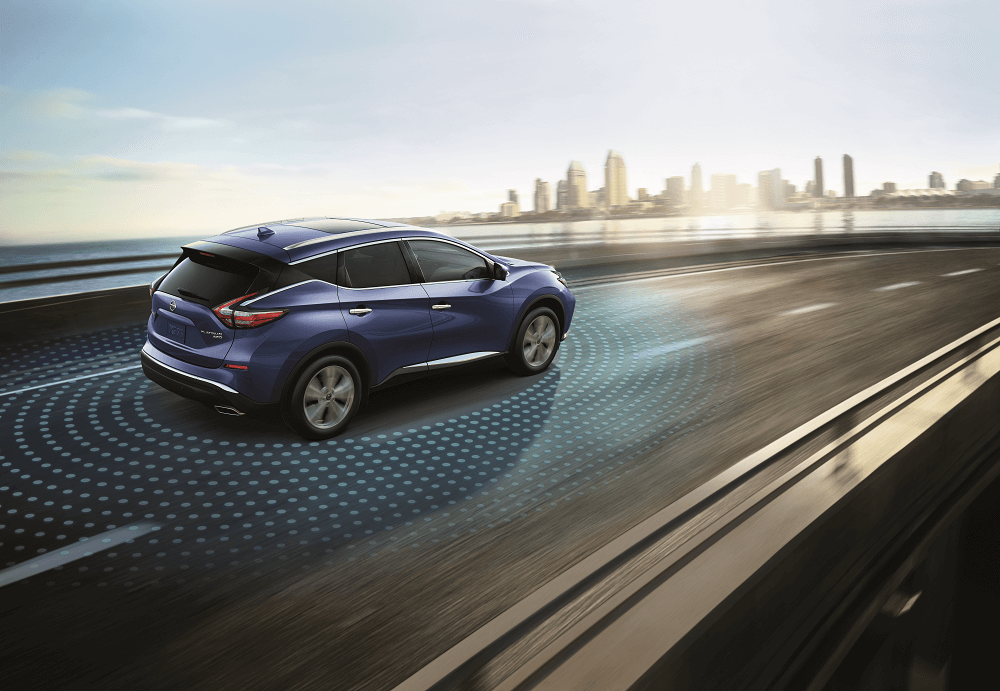 Nissan Murano Safety Features