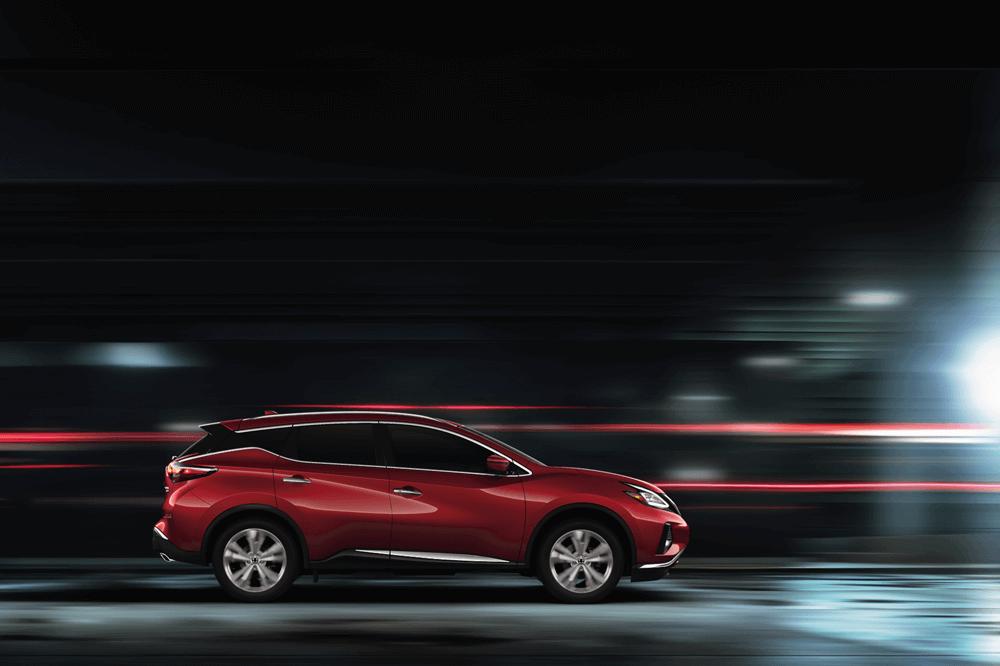 Nissan Murano Performance Specs