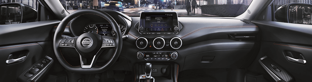 Nissan Sentra Technology