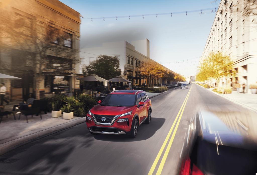 Nissan Rogue Performance Specs