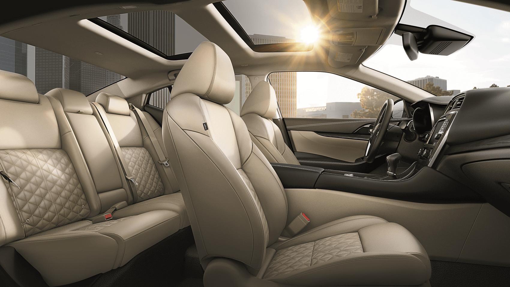 Nissan Maxima Interior