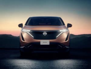 2022 Nissan Ariya exterior