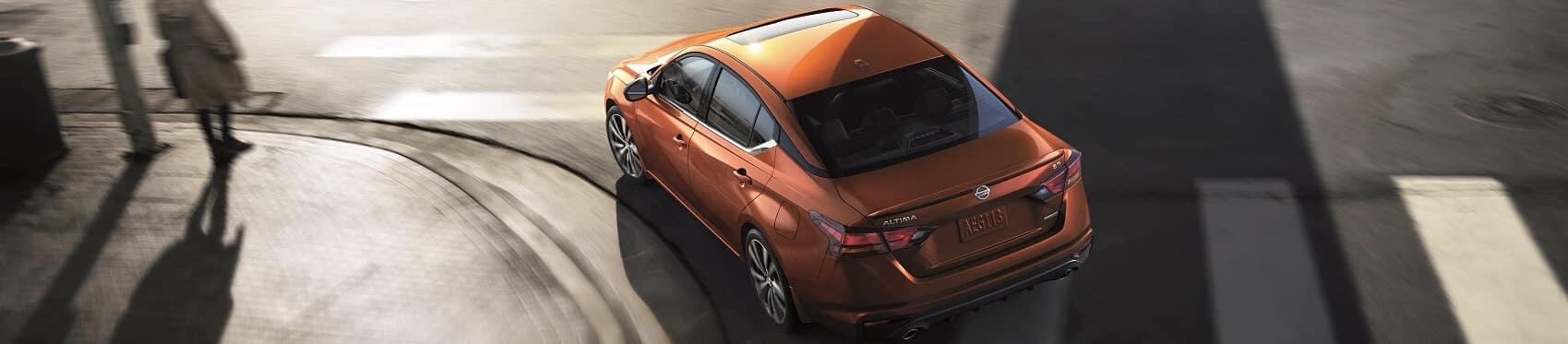 Nissan Altima: Passive Safety