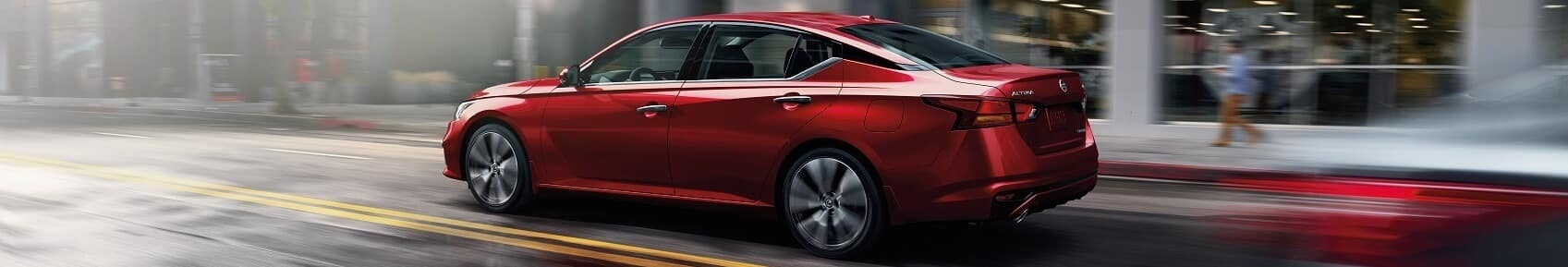 2021 Nissan Altima Safety Review